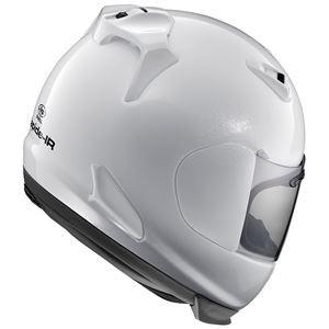アライ(ARAI) フルフェイスヘルメット RAPIDE-IR グラスホワイト M 57-58cm