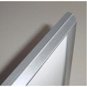 デッサン額縁/フレーム 〔インチサイズ 254×203mm〕 シルバー 壁掛けひも付き 化粧箱入り 5003