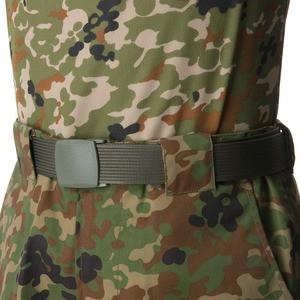 10年保証書付J. S.D.F.(自衛隊衣料)ウエストベルト CB6550 ネイビー