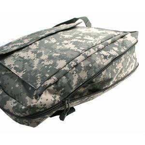 アメリカ軍 ショルダーバッグ/鞄 〔 2WAY 〕 モール対応/ウレタン素材入り B S088YN コヨーテ ブラウン 〔