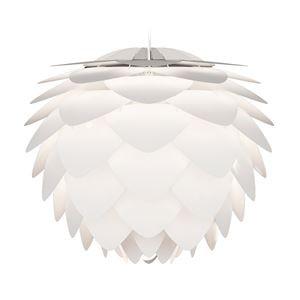 ペンダントライト/照明器具 【1灯】 北欧 ELUX(エルックス) VITA Silvia ホワイトコード 【電球別売】