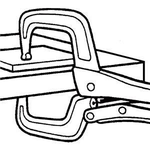 KNIPEX(クニペックス)4234-280 溶接用グリッププライヤー