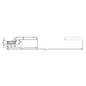STAHLWILLE(スタビレー) 5-85 強力メガネレンチ (42020085)