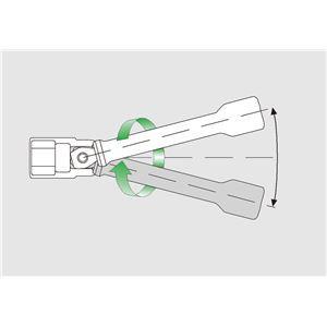 STAHLWILLE(スタビレー) 427/6W (3/8SQ)エキステンションバー (12010009)