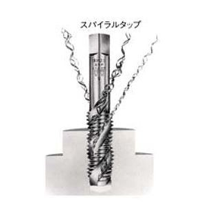 イシハシ精工 スパイラルタップ HSS(SKH) (パック) 3/8W16