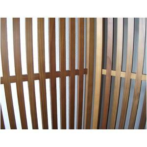 趣スクリーン 4曲 日本製 伝統工芸職人技術 木製 屏風 衝立【代引不可】
