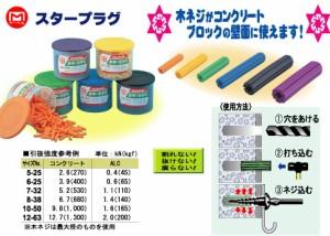 (まとめ)スタープラグ 10-50 60本入 マーベル 【×5セット】