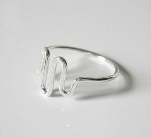 デザインリング(41)07号・09号・11号・13号・15号・17号/(メイン)・シンプルな指輪・送料無料