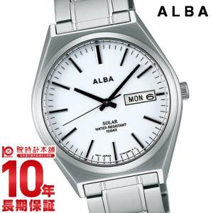 セイコー アルバ ALBA ソーラー 100m防水 AEFD535 メンズ