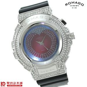 ロマゴデザイン ROMAGODESIGN RM025-0269PL-SVBK ユニセックス