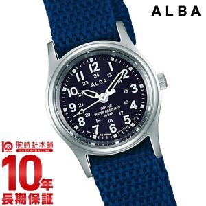 セイコー アルバ ALBA ソーラー 100m防水 AEGD556 レディース