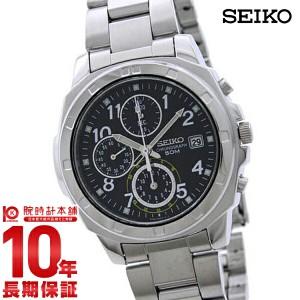 セイコー 逆輸入モデル SEIKO クロノグラフ SND195P1(SND195P) メンズ
