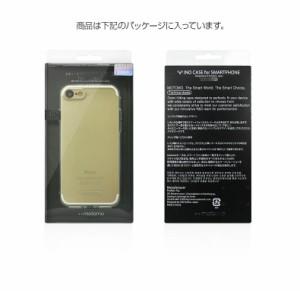 iPhone7 ケース カバー motomo INO TPU CLEAR(モトモ イノ クリア)アイフォン 透明