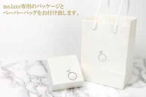 《me.luxe》 K10 スワロフスキージェムストーン プチフラワー ネックレス 送料無料 /レディース 10金 ゴールド ジュエリー