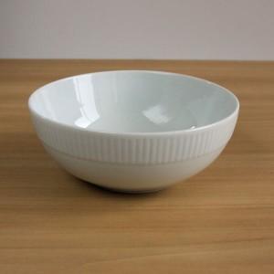 アイーダ レリエーフ ボウル14cm北欧の白いシンプルなテーブルウェア
