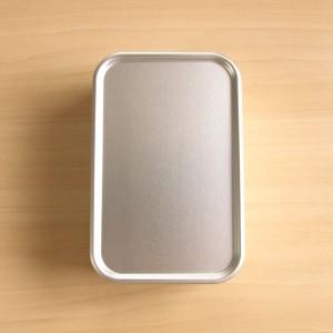 アルミ弁当箱 角型深型 Sサイズ アルミ お弁当箱【日本製】