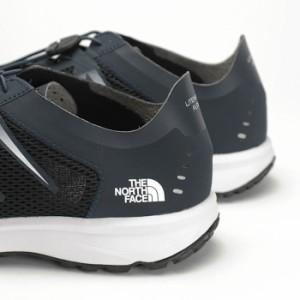 ノースフェイス ライトウェーブ フローレース スニーカー メンズ ウォーターシューズ 軽量 ブラック ネイビー THE NORTH FACE NF01703