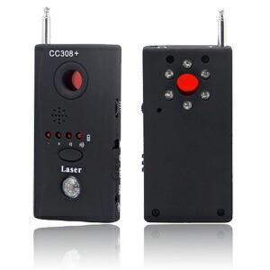 【レビューを書いて通常便送料無料】盗聴器 発見器 盗撮カメラ 発見器 盗聴発見器「CC308+」