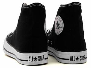 converse(コンバース) ALL STAR HI(オールスターHI) M9160 ブラック【レディース】