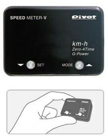 Pivot スピードメーター ムーヴ L175/185S  「SPEED METER V」  (ピボット)