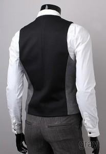 送料無料 ベスト メンズ ジレ スーツ ビジネス フォーマル トップス お兄系 メンズファッション コーディネート hit_d