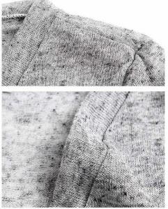送料無料 サイズ・カラー選べる 2枚セット カーディガン メンズ 長袖 無地 羽織 薄手 キレイめ 冷房対策 オールシーズン hit_d