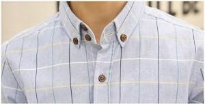 サイズ・カラー選べる 3枚セット ボタンダウンシャツ メンズ トップス シャツ 長袖 ボタンダウン 総柄 チェック柄 3000円以上送料無料