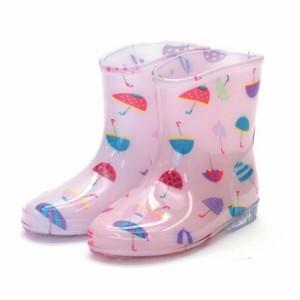 雨具 キッズ レインブーツ 雨靴 子供 防水 子供服 洋品 3000円以上送料無料