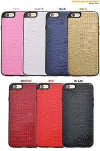 スマートフォンケース メンズ 小物 スマホケース カラフル7色 iPhone6/6s用 3000円以上送料無料
