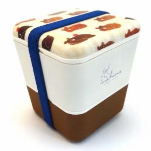 弁当箱 食器・調理器具 日本製 国産 tenahima アトリエセゾン ランチBOX 2段 お弁当箱 小寒 キッチン用品 食器 3000円以上送料無料