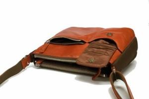 ショルダーバッグ バッグ 日本製 国産品 ヴィータ 本革 ナイロン 男女兼用 ユニセックス レディース メンズ 3000円以上送料無料
