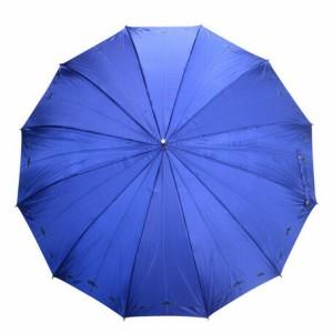 傘 メンズ 高級感 サテン生地 海 イルカ柄 さかな柄 12本骨 58cm ジャンプ傘 レディース ファッション雑貨 雨具 雨 3000円以上送料無料