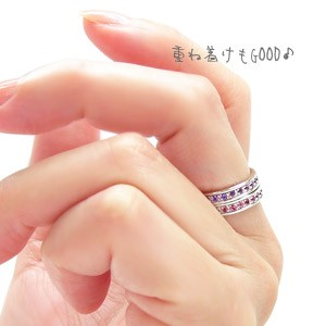 【送料無料】ペリドット フルエタニティリング K18ゴールド 18金 8月誕生石 色石 指輪【コンビニ受取対応商品】  ホワイトデー プレゼン