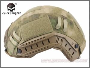 EMERSON FASTヘルメット用迷彩柄 カバー ATFG
