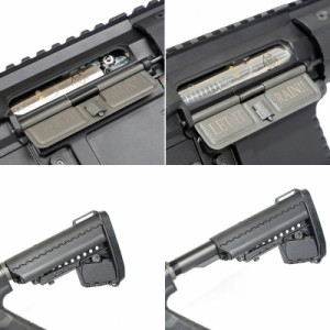 King Arms Black Rain Ordnance rifle BK AEG (JP Ver.)