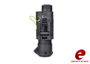 ELEMENT ITI M3Xタイプ タクティカルイルミネーター ロング BK