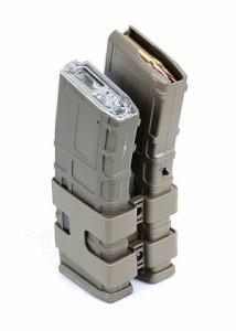 セール対象商品 BattleAxe M4/M16用 P-mag電動マガジン 800連 DE