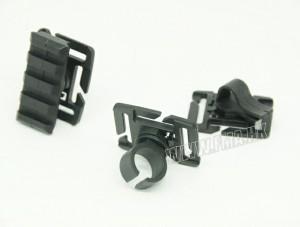 FMA 3タイプ 25mm ウェビング 3pcsセット BK MOLLE対応