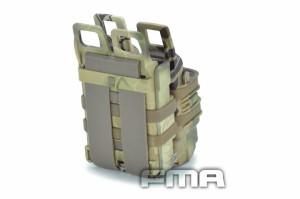 FMA M4&ハンドガン用 2in1 FAST MAG ファストマグポーチセット マンドレイク MR