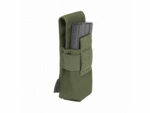 WAS M4 5.56mm シングルマガジンポーチ OD Green