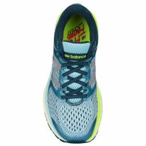 (取寄)ニューバランス レディース フレッシュ フォーム 1080 V7 New balance Women's Fresh Foam 1080 V7 Ozonge Blue Glo Lime Glo