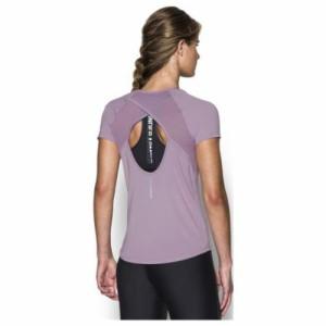 (取寄)アンダーアーマー レディース フライ バイ ショート スリーブ Tシャツ Under Armour Women's Fly By Short Sleeve T-Shirt Fresh