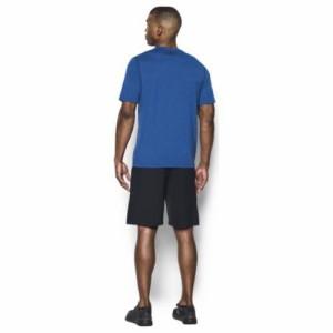 (取寄)アンダーアーマー メンズ スレッドボーン ショートスリーブ Tシャツ Under Armour Men's Threadborne Shortsleeve T-Shirt Blue