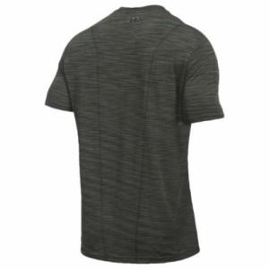 (取寄)アンダーアーマー メンズ スレッドボーン ニット ショートスリーブ フィッティド Tシャツ Under Armour Men's Threadborne Knit