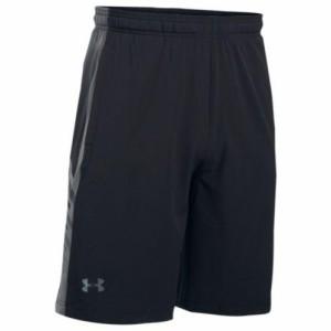 (取寄)アンダーアーマー メンズ スーパーベント ウーブン ショーツ Under Armour Men's SuperVent Woven Shorts Black Graphite