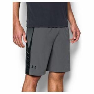 (取寄)アンダーアーマー メンズ スーパーベント ウーブン ショーツ Under Armour Men's SuperVent Woven Shorts Graphite Black