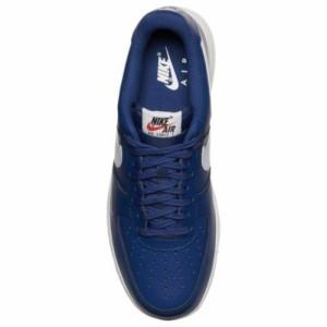 (取寄)ナイキ メンズ エア フォース 1 ロー Nike Men's Air Force 1 Low Deep Royal Blue White
