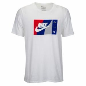 (取寄)ナイキ メンズ グラフィック Tシャツ Nike Men's Graphic T-Shirt White Red Royal