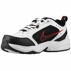 (取寄)ナイキ メンズ エア モナーク 4 Nike Men's Air Monarch IV White Black