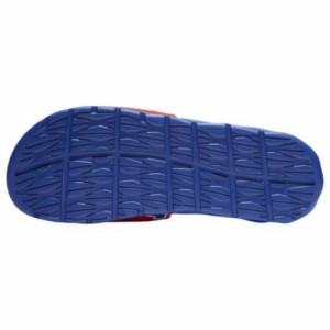 (取寄)ナイキ メンズ ベナッシ ソーラーソフト NBA スライド Nike Men's Benassi Solarsoft NBA Slide Brilliant Orange Rush Blue